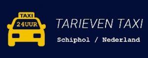 schipho nederland taxi tarievenl
